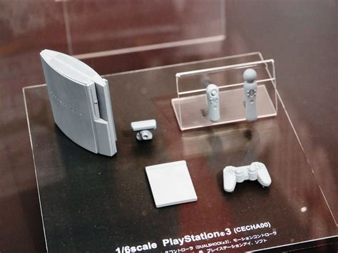Report 16 Miniature Playstation History Collection 20th