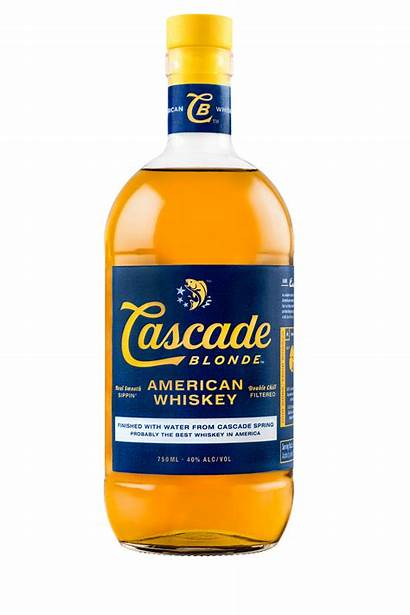 Blonde Cascade Whiskey American Whisky Reserve Crown
