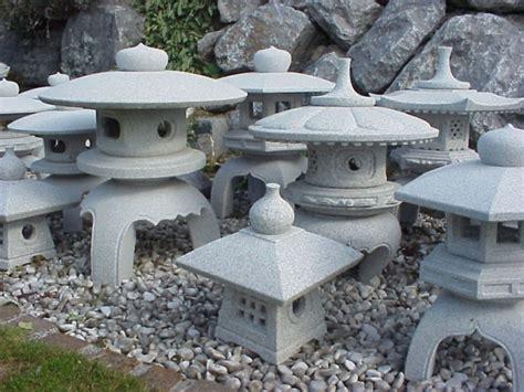 lanterne japonaise de jardin pas cher farqna