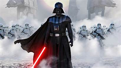 Wars 4k Vader Darth Stormtrooper Sith Lightsaber