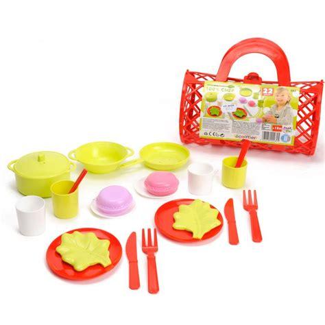 dînette enfant 100 chef jouet fabriqué en