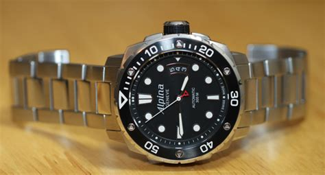 Alpina Extreme Diver Watch Review