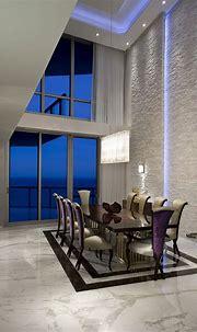 Jade Ocean Penthouse by Pfuner Design   Déco maison, Casa ...