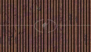 Steel corrugated rusty metal texture seamless 09982