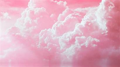 Pink Cloud Aesthetic Desktop Wallpapers Pastel Clouds