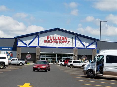 Pullman Building Supply - Strom Electric