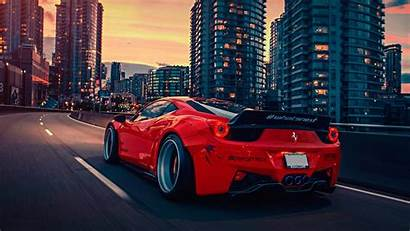Ferrari 4k Wallpapers Backgrounds Desktop 458 Fondos