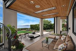 backyard patio space transitional patio seattle by With outdoor lighting system with built in speakers for decks and patios