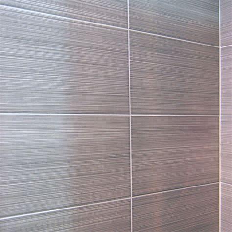 light grey wall and floor tiles