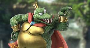 Check Out King K Rool Chrom And More In New Super Smash