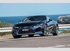 2017 Lexus LC 500 review video PerformanceDrive