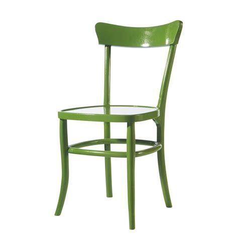 la chaise verte chaise verte bistrot maisons du monde
