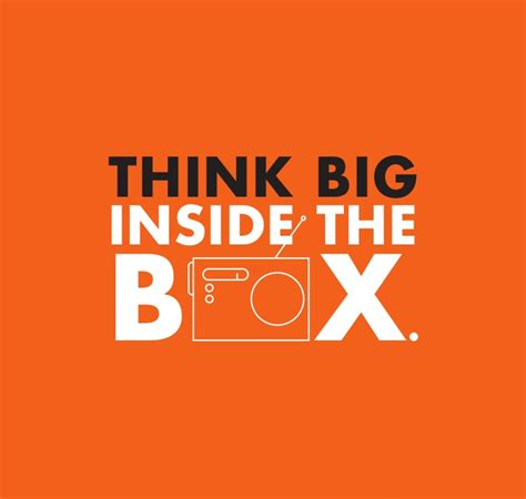 Think Inside The Box by Radio Think Inside The Box