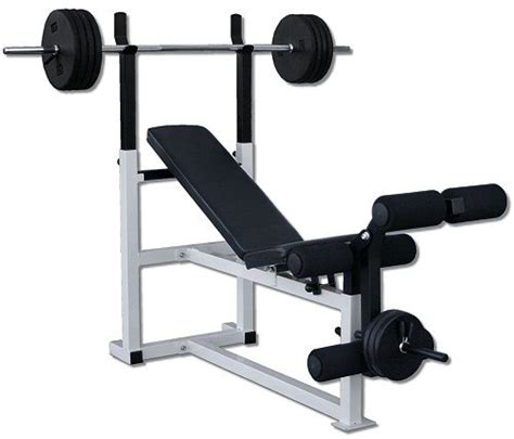 Deltech Fitness Standard Weight Bench Cheap Low! Benches