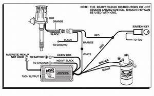 Wiring Diagram For Msd Ignition 6al