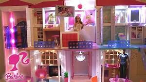 Attrape Reve Maison Du Monde : barbie maison de r ve hello dreamhouse maison de poup es youtube ~ Teatrodelosmanantiales.com Idées de Décoration