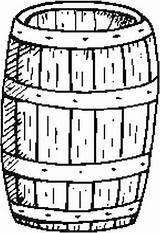 Barrel Fass Colorear Coloring Malvorlagen Diverse Barril Giardino Disegni Colorare Misti Disegno Dibujos Template Malvorlage Ausmalen Gratismalvorlagen Beliebt Bookmark Permalink sketch template