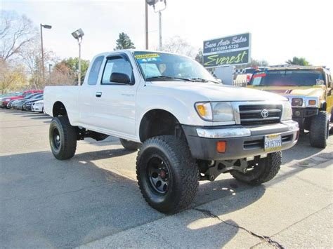 1998 Toyota Tacoma Mpg by 1998 Toyota Tacoma 2dr Sr5 V6 4wd Extended Cab Sb In