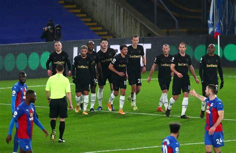 4-2-3-1 West Ham United Predicted Lineup Vs Liverpool ...