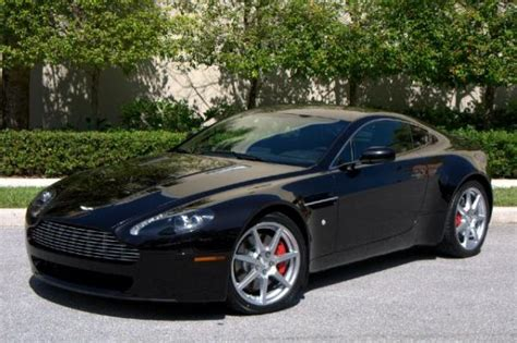 2007 Aston Martin V8 Vantage  Information And Photos