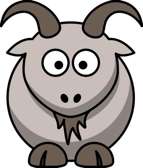 cartoon goat clip art  clkercom vector clip art
