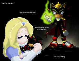You Will Be A King - Shadow The Hedgehog Photo (34862679 ...