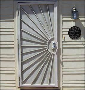 Lowe's Security Screen Doors