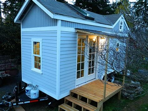 tiny houses oregon the oregon trail is a fully customizable tiny house by