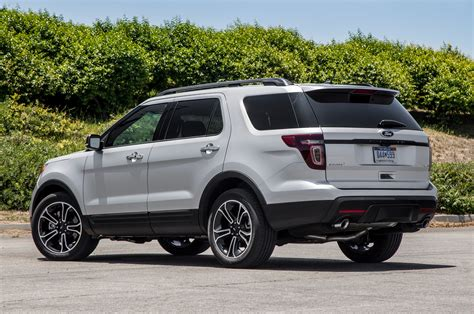 Awesome 2015 Explorer Has Ford Explorer Sport Ecoboost Wd