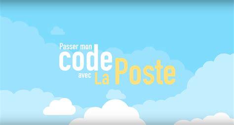 code des bureaux de poste la poste fait passer le code de la route kidioui fr