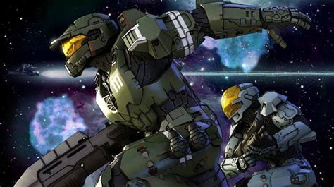Halo Legend Preview For February 8th Dvd Release Cgi Clip