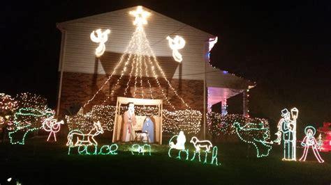 christmas lights in cincinnati ohio anderson township ohio christmas lights displays