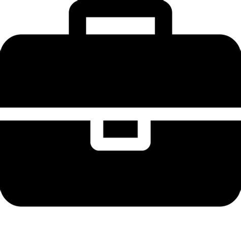 black briefcase icon briefcase icon