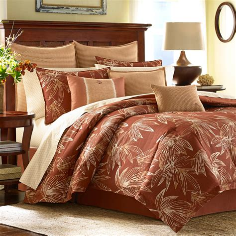 Bahama Bedding by Bahama Cayo Coco Comforter And Duvet Set From