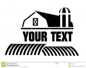 Farm Barn Clip Art Black and White