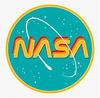 Aesthetic Vsco Stickers Nasa Retro Space Sticker