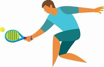 Sport Squash Clipart Padel Sports Basketball Badminton