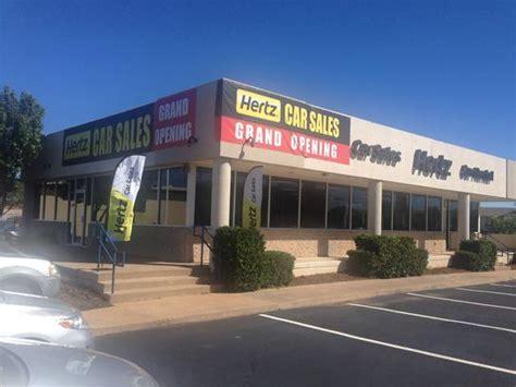 hertz car sales oklahoma city warr acres