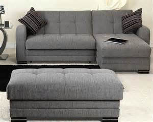 L-shaped Sofa Bed with Storage