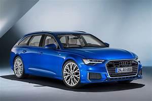 Audi A6 Avant Ambiente : gaining an avant age new audi a6 avant estate is here car magazine ~ Melissatoandfro.com Idées de Décoration