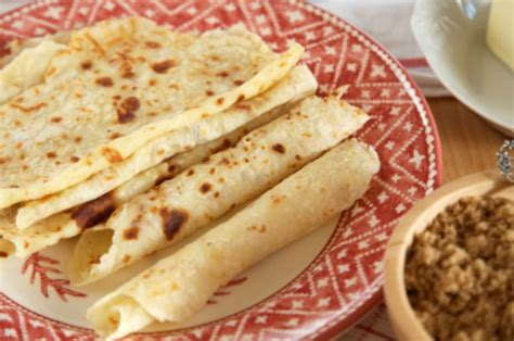 gluten  traditional scandinavian lefse recipe