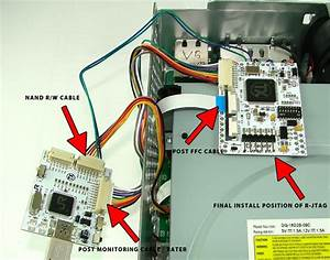 How To R-jtag Any Phat Hdmi Xbox 360 - Xbox Gaming