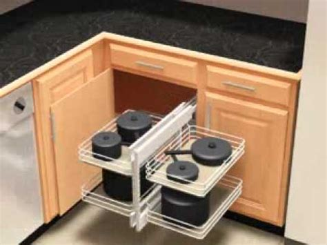 how to install kitchen cabinets knape vogt blind corner unit 7262