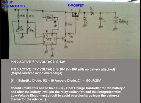 Simple Solar Mppt Circuit Part