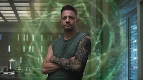 Hawkeye Series Starring Jeremy Renner Development