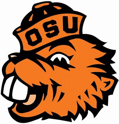 Oregon Beavers State Logos Alternate Football Beaver