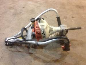 Stihl Tiller Cultivator Mm55 Yard Boss For Parts