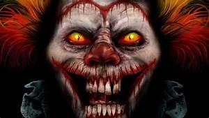 TERRIFYING CLOWNS! | COULROPHOBIA - YouTube  Killer
