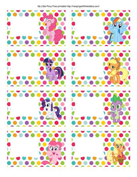 pony party printables   pony