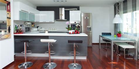 amenager cuisine comment amenager sa cuisine ouverte maison design